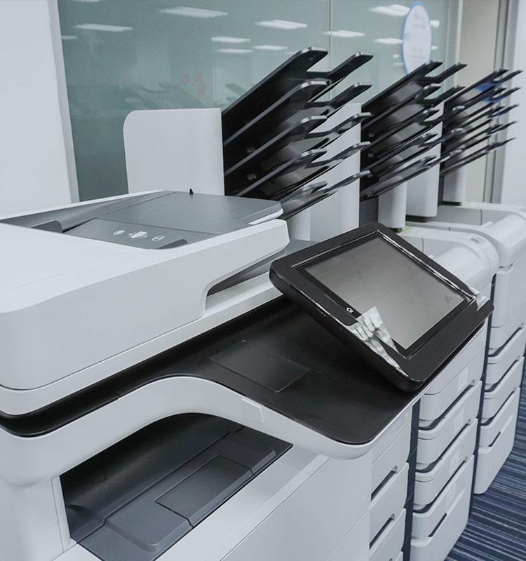 Drucker / Scanner Biberach